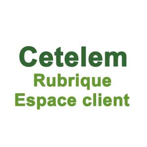 rubrique espace client cetelem france. Black Bedroom Furniture Sets. Home Design Ideas