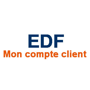 mon compte client edf. Black Bedroom Furniture Sets. Home Design Ideas